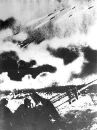 Сталинградская битва, участие артиллерии