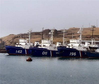 Пограничные корабли